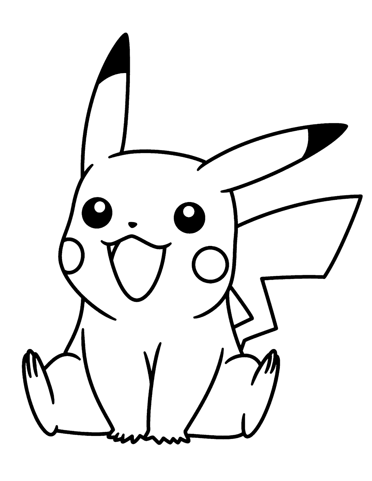 pokemon coloring pages free printable - photo#15