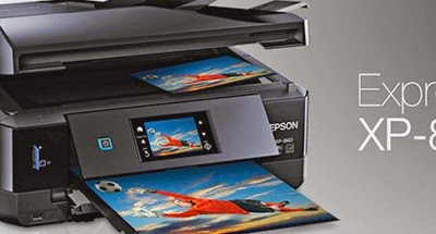 epson xp-860 airprint