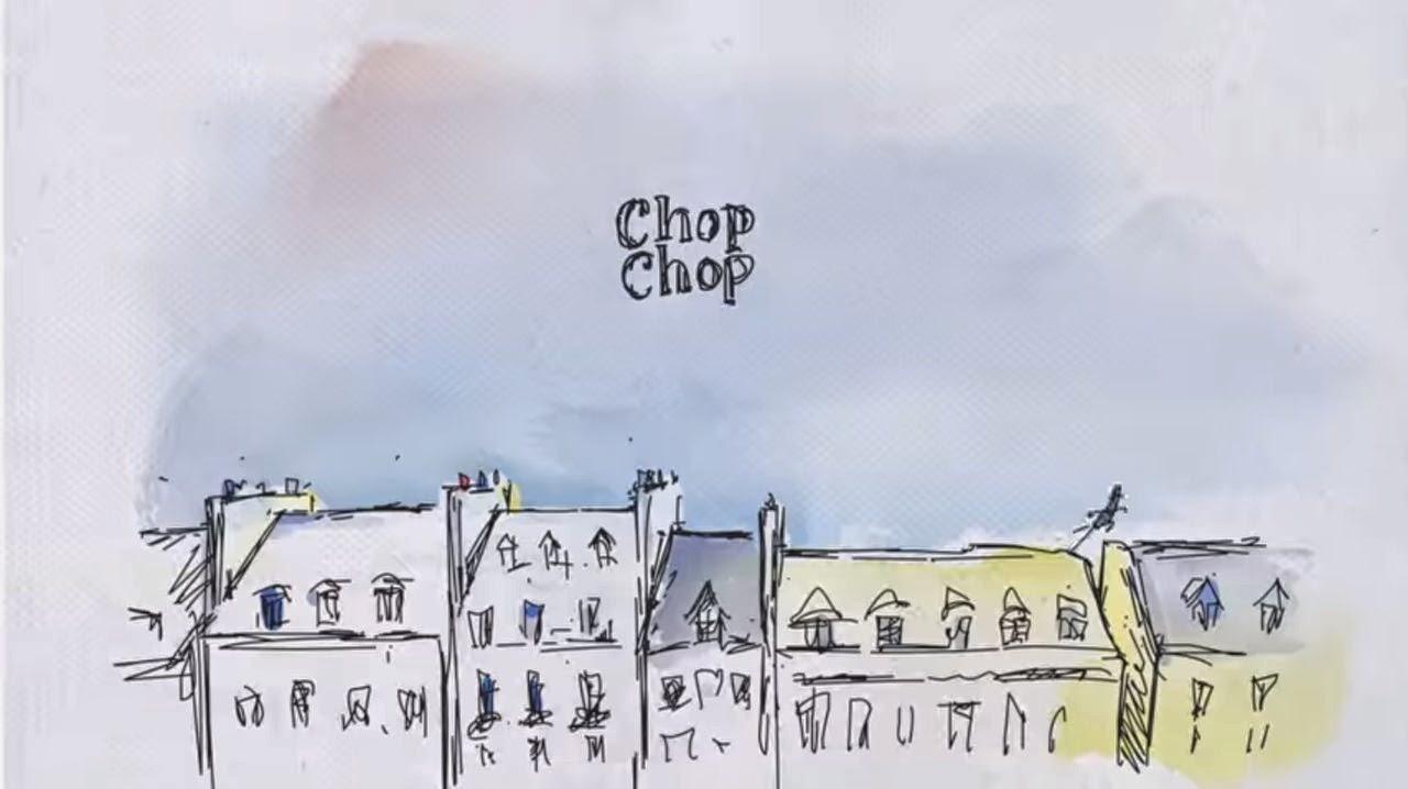 chop chop dogramak