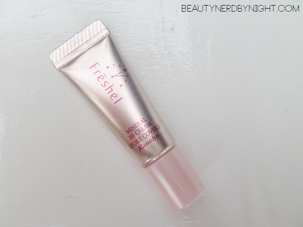Bag of Love July 2013: Kanebo Freshel BB Cream