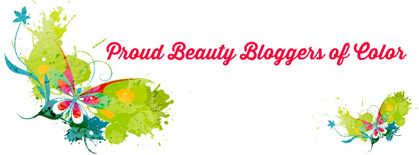 Proud Beauty Bloggers of Color