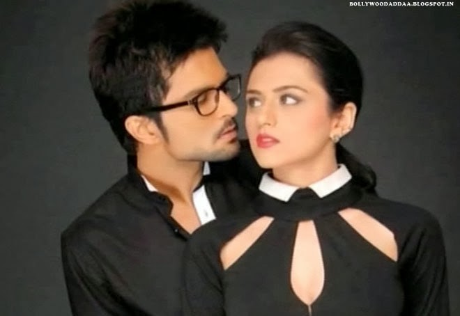 Raquesh Vashisth and Riddhi Dogra Unseen Pics
