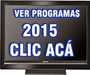 PROGRAMAS 2015