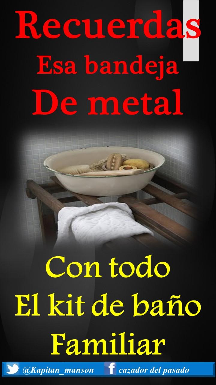 Cazador del pasado bandeja de metal - Bandeja metal ...