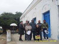 Oficina de Arte e Patrimônio, com o prof Jarbas