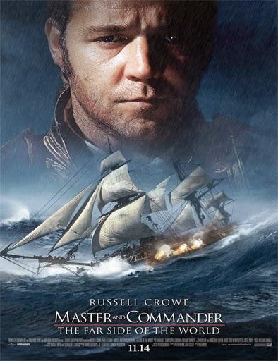 ver Master and commander: Al otro lado del mundo (2003) Online