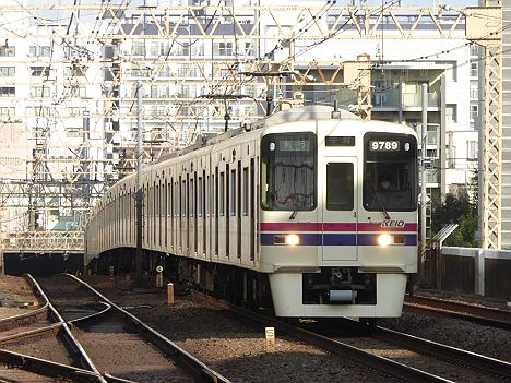 都営新宿線 京王線直通 急行 笹塚行き 3 9000系
