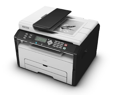 Download Driver Ricoh SP 204SN