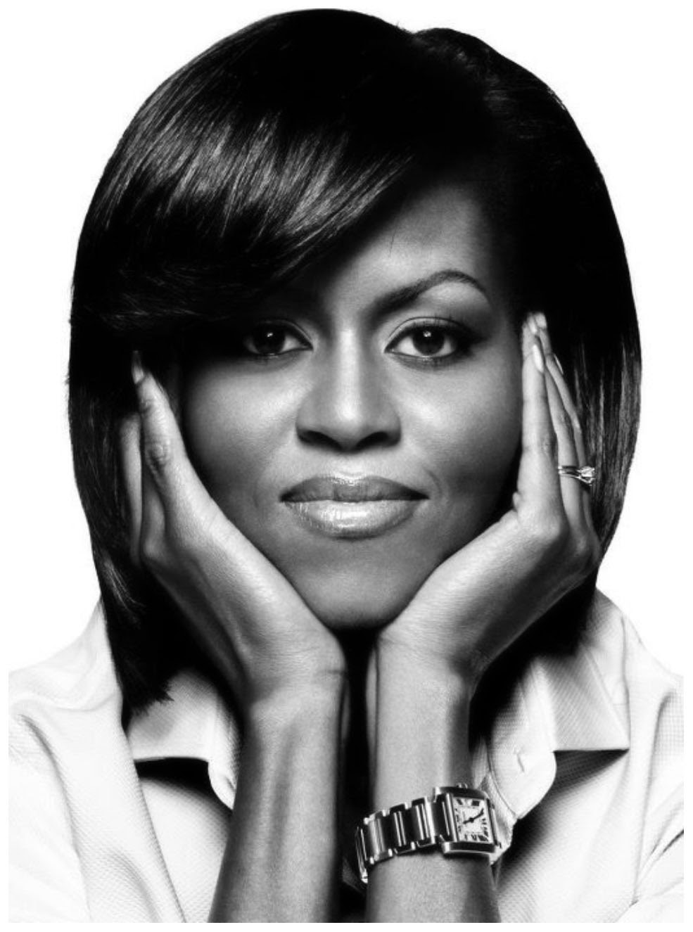 Michelle Obama was brought up in Chicago