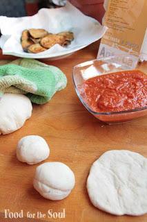 Pizzelle napoletane fritte - preparazione