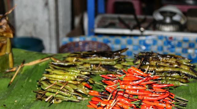 Cocina tailandesa picante, chiang mai