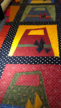 My quilting style