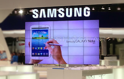 Samsung Galaxy Note 8.0 Official Image Leaked