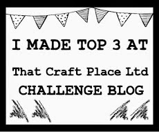 THAT CRAFT PLACE TOP 3 - 3RD MAY 2015