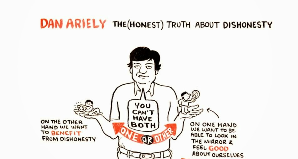 The Truth About Dishonesty