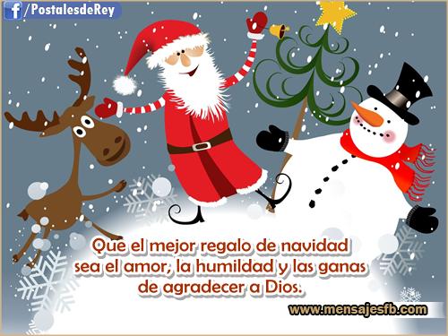 Imagenes bonitas de navidad mensajes para amor - Postales de navidad bonitas ...