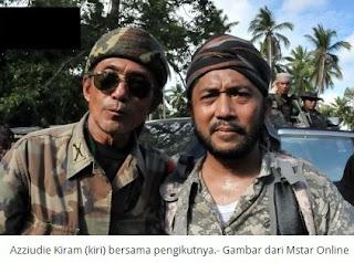RAJA MUDA SULU, AGBIMUDIN @ AZZIMUDDIE KIRAM ADALAH RAKYAT MALAYSIA & KAKITANGAN AWAM