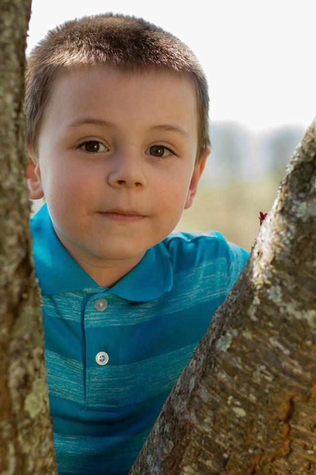 My Grandson, Grade 1