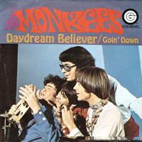 Monkees Daydream Believer albumn Cover