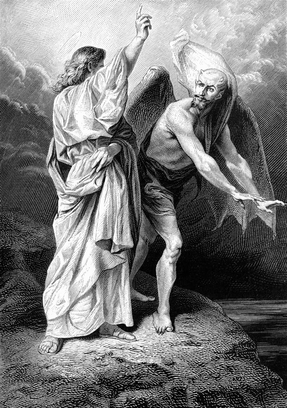 temptation and sins of comission essay The bible declares sin's existence and the human heart displays it  has failed  to do what he ought, therefore the term is fittingly applied to sins of omission   the temptation involved a direct attack against the word of god.