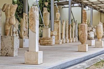 «Ωδή στη Θάλασσα» στο Αρχαιολογικό Μουσείο Πειραιά