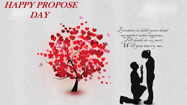 happy propose day images wallpaper