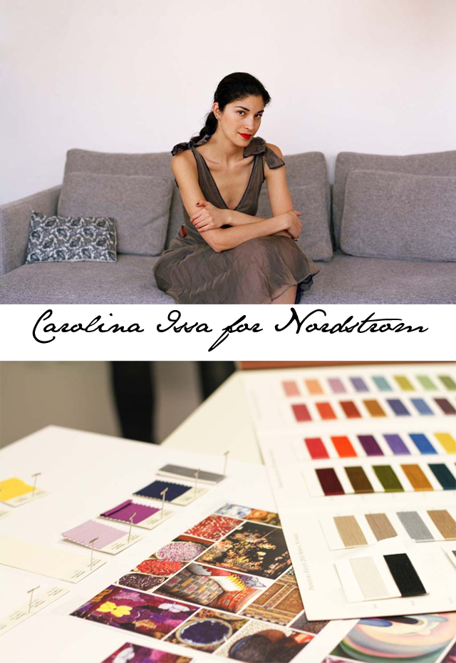 Caroline Issa Nordstrom