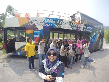 Teaser Fam Trip Fun Ride with Penang Hop On Hop Off