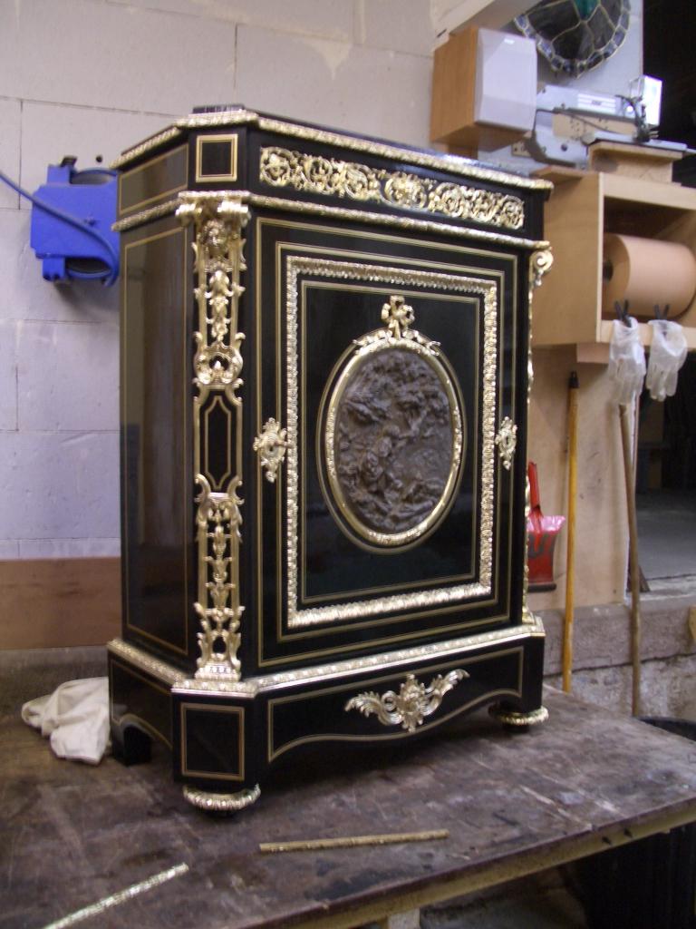 De nancy a paris meubles d 39 appui napoleon iii for Meuble napoleon 3