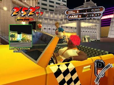 Crazy Taxi 3 Screenshots