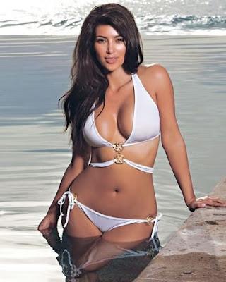 Kim Kardashian Swimsuit