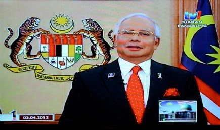 HOT Setelah Diasak Akhirnya Najib Terima Mengakui