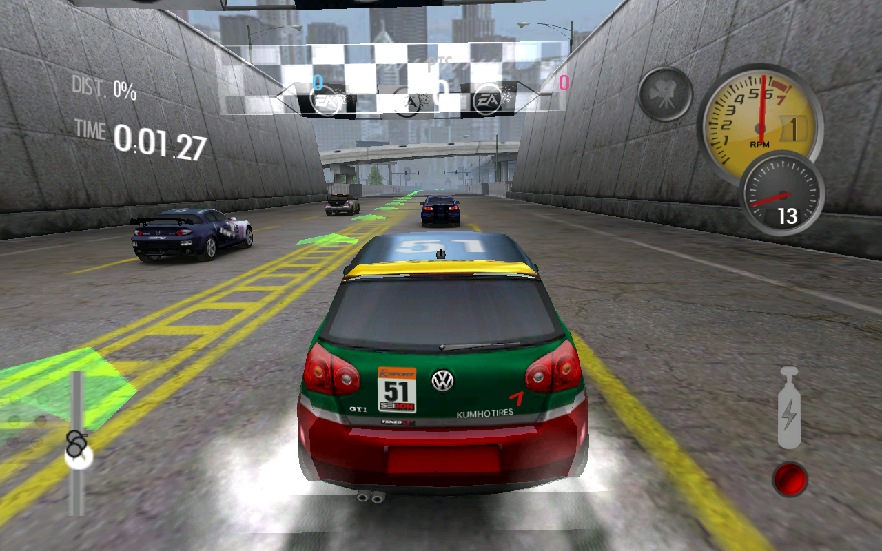 Android Game Need For Speed Shift V2 0 8 Offline Apk