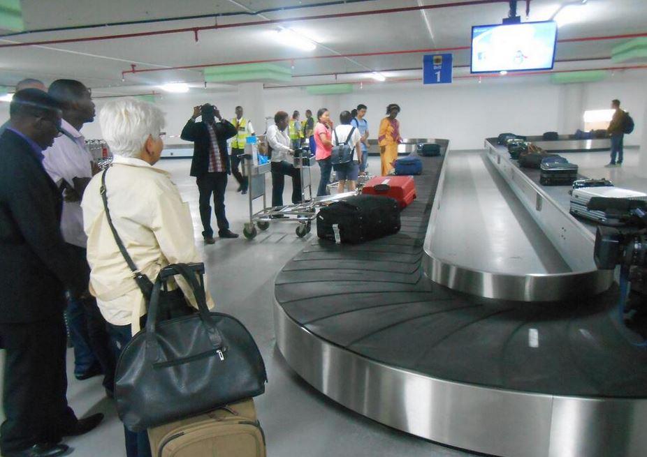 Photos Of The New Jkia International Arrivals Terminal