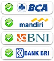 Logo Bank Cara Pembayaran Master Pheromon
