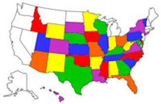 States Traveled