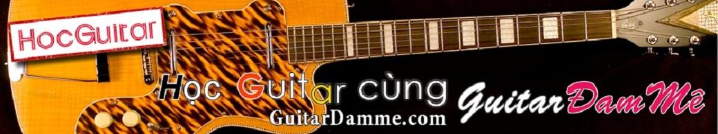 Tổng hợp hợp âm Guitar