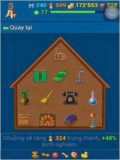 Game Mobile Chăm Sóc Cún Yêu Online