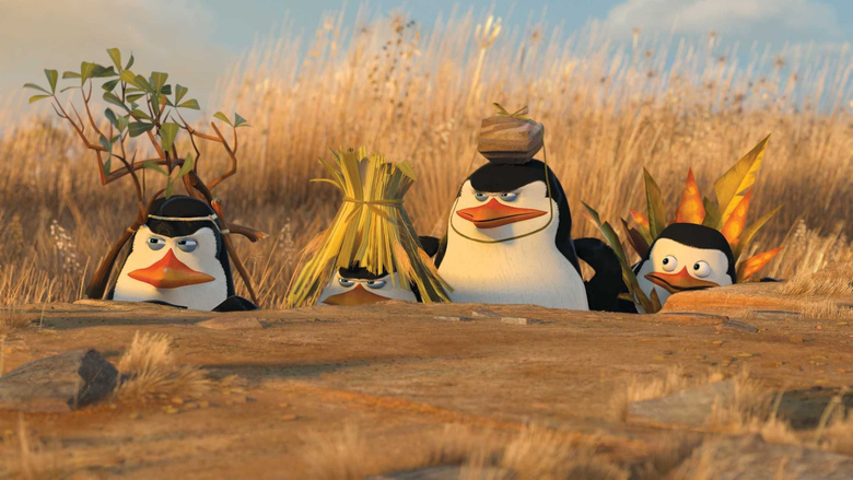 Penguins Of Madagascar Movie HD