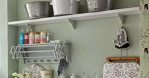La Maison 17 decoracióninteriorismo  Un cuarto de lavado y plancha