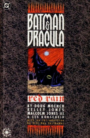 Batman & Dracula – Red Rain (1991)