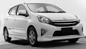 Harga dah Spesifikasi Daihatsu Ayla