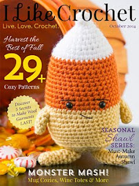 I Like Crochet October 2014