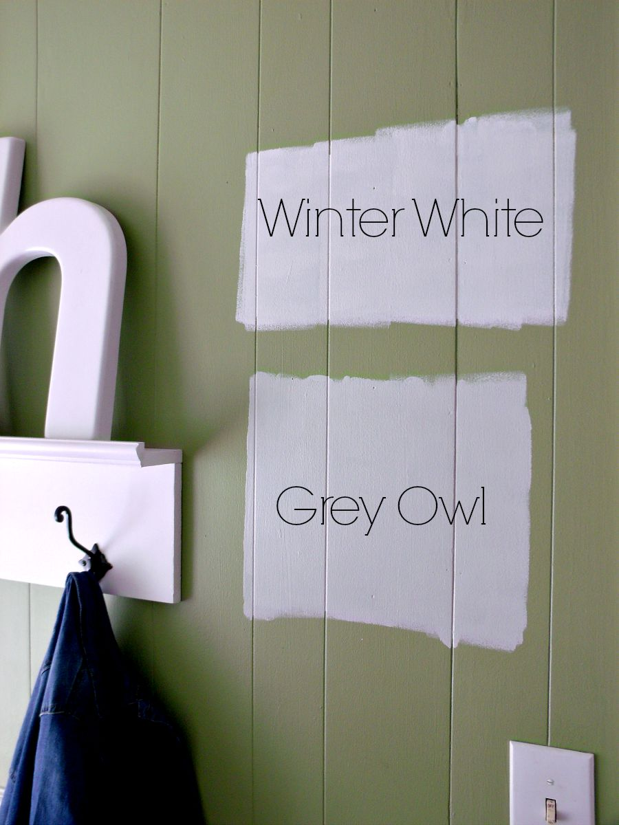 Cultivate Create: Choosing a Gray Paint Color