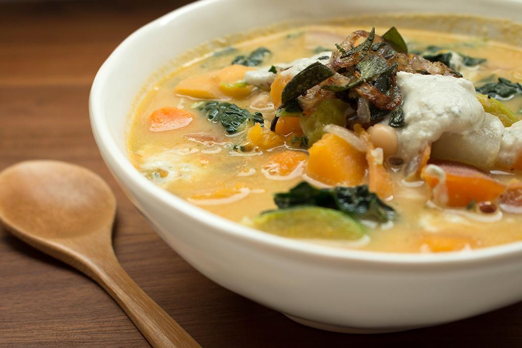 Creamy Root Veggie Stew
