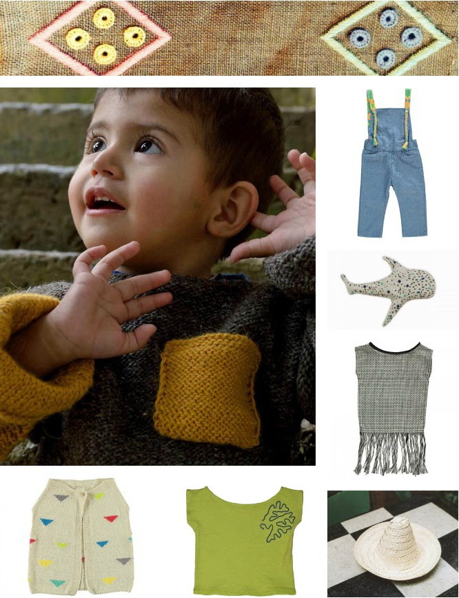 Favorite spring garments of the Maravilla kids fashion collection