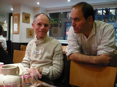 Jean Mulatier et Maëster