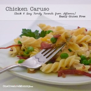 One Creative Mommy: Chicken Caruso