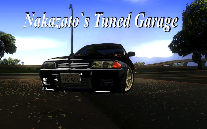 Nakazato`s Tuned Garage