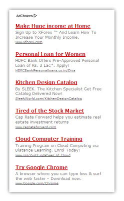 Google Adsense 300x600 Ad Unit Sample